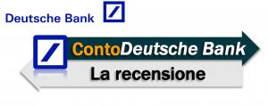 recensione conto deutsche bank