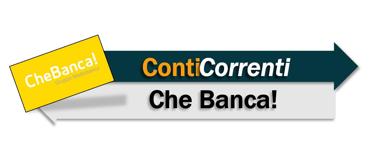 conto corrente che banca