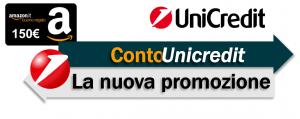 Promozione conto corrente Unicredit