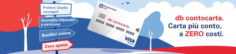 Deutsche Bank prepagata