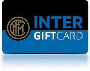 Conto Adesso GIft Card Inter