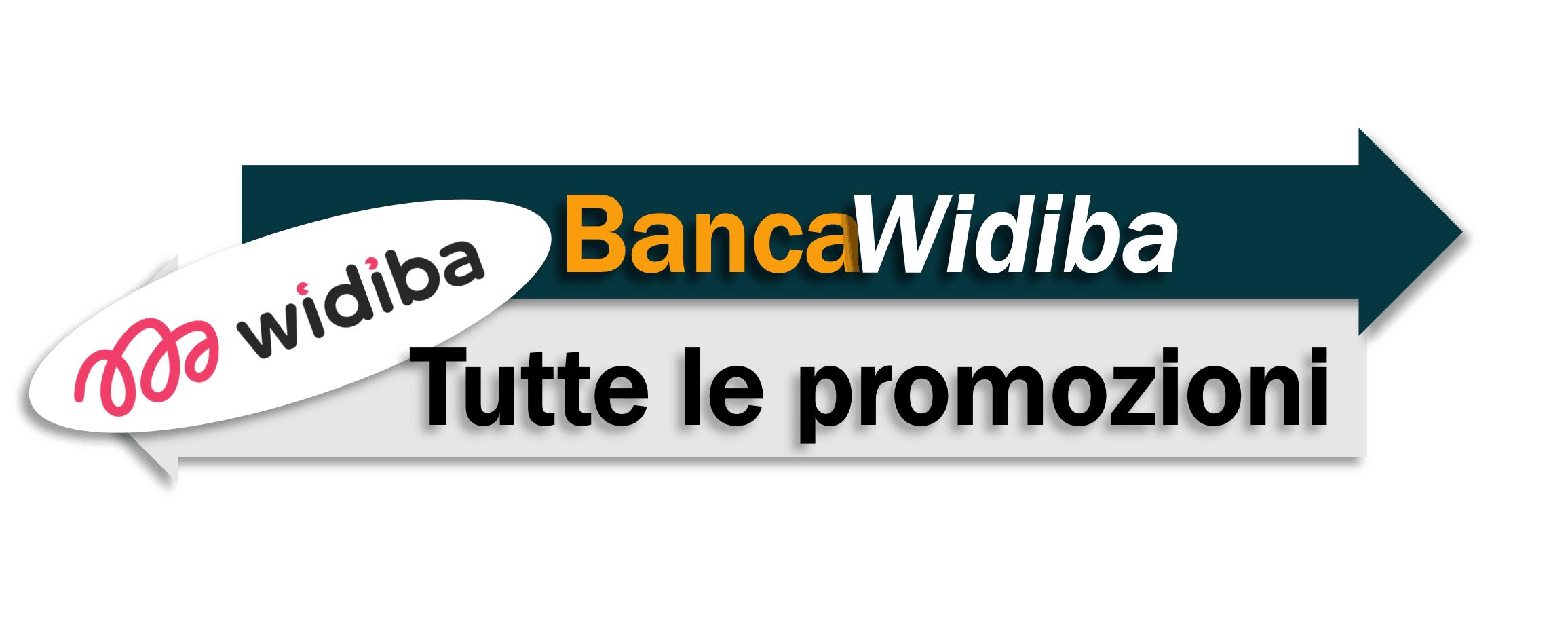 promozione widiba