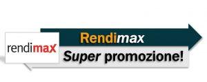 promozione rendimax
