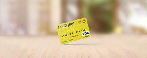 Carta Postepay Standard