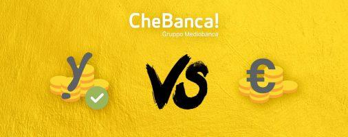 Conto corrente Che Banca Conto Yellow e Conto Digital