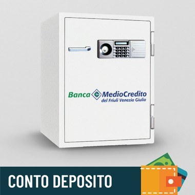 ContoForte Conto Time – 60 mesi